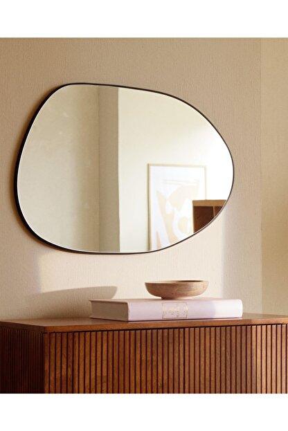 LYN HOME & DECOR Oval Asimetrik Ayna