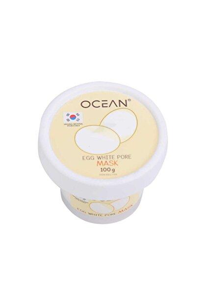 Ocean Egg Mask Wash Off Soft Scrub