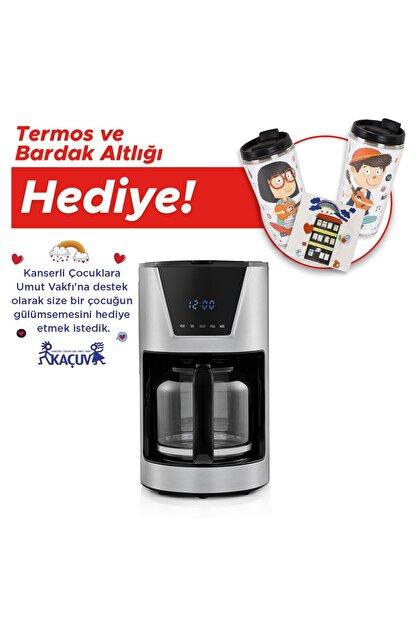 Arzum Ar3081 Brewtime Delux Filtre Kahve Makinesi Hediyeli