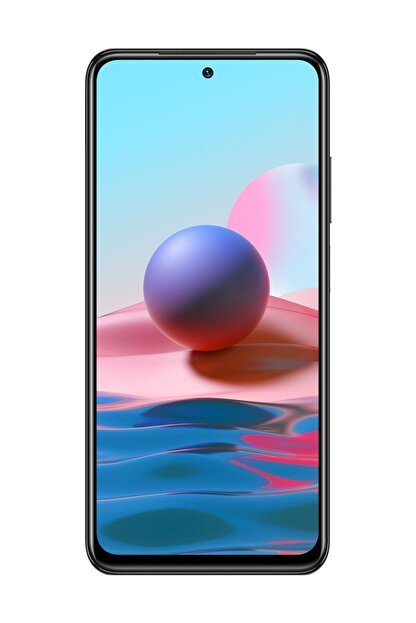 Xiaomi Redmi Note 10 64GB Gri Cep Telefonu (Xiaomi Türkiye Garantili)