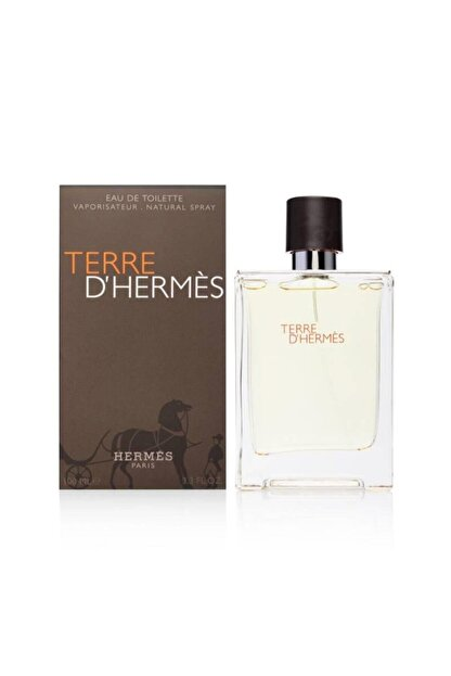 Hermes Terre D' Edt 100 Ml Erkek Parfüm