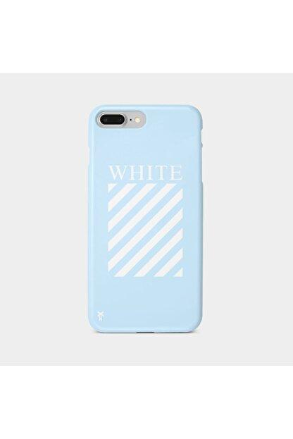 Roxo Case Iphone 6 Plus Baskılı Mavi Lansman Kılıf