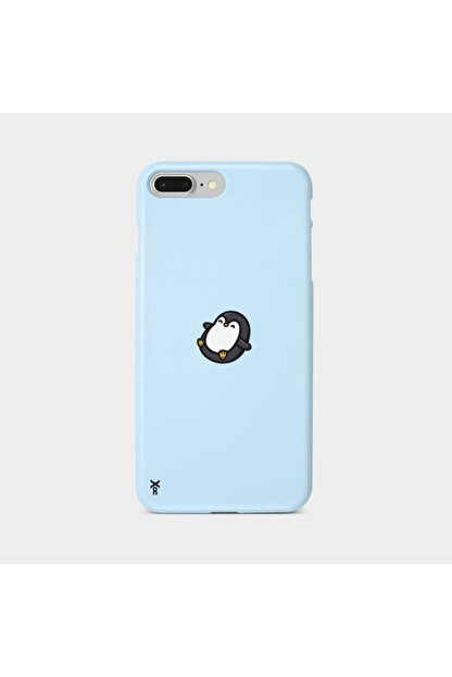 Roxo Case Iphone 7 Plus Baskılı Mavi Lansman Kılıf
