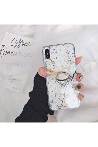 Mobildizayn Galaxy Note 5 Diamond Yüzüklü Kılıf