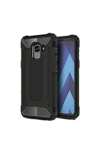 Zipax Samsung Galaxy A8 Plus 2018 Kılıf Zr-crsh Tank Zırh Kapak