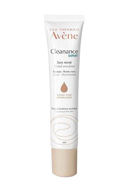 Avene Cleanance Expert Tinted Emulsion Renkli Yüz Temizleyici 40 ml