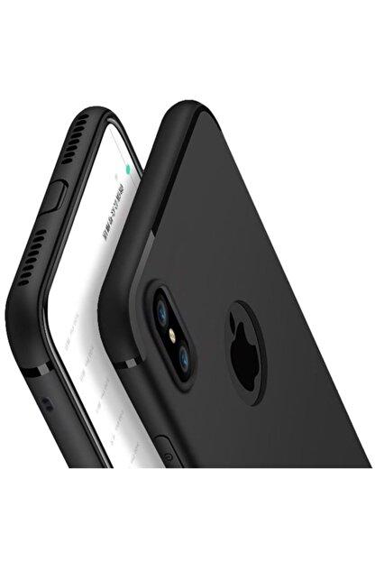 Dijimedia Apple Iphone Xs Max Ultra Ince Mat Tıpalı Silikon Kılıf