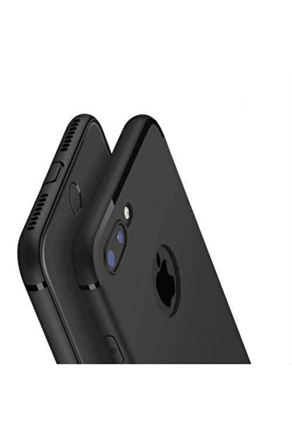 Dijimedia Apple Iphone 8 Plus Ultra Ince Mat Tıpalı Silikon Kılıf