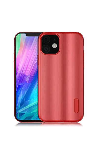 Zipax Apple Iphone 11 Kılıf Zippy Tio Silikon