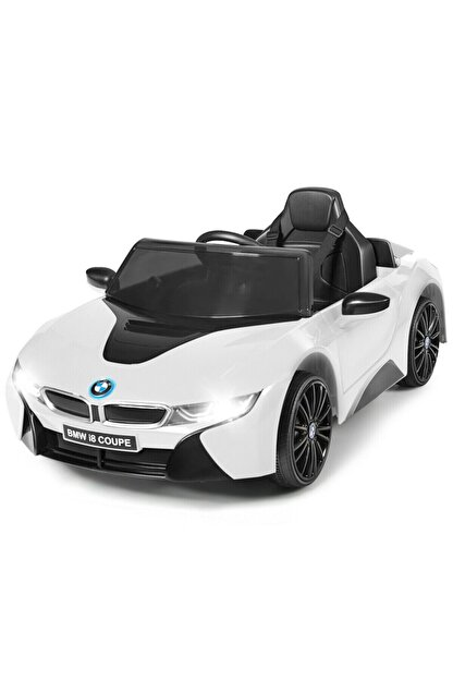 BMW I8 Coupe Orjinal Lisanslı 12v Uzaktan Kumandalı Akülü Araba