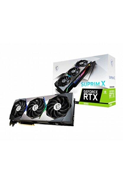 MSI Vga Geforce Rtx 3090 Suprım X 24g Rtx3090 24gb Gddr6x 384b Dx12 Pcıe 4.0 X16 (3xdp 1xhdmı)