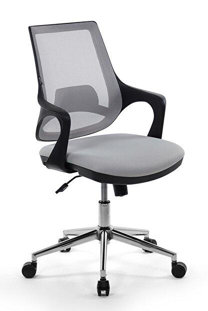 Seduna Skagen Metal Ayaklı Çalışma Koltuğu Ofis Sandalyesi