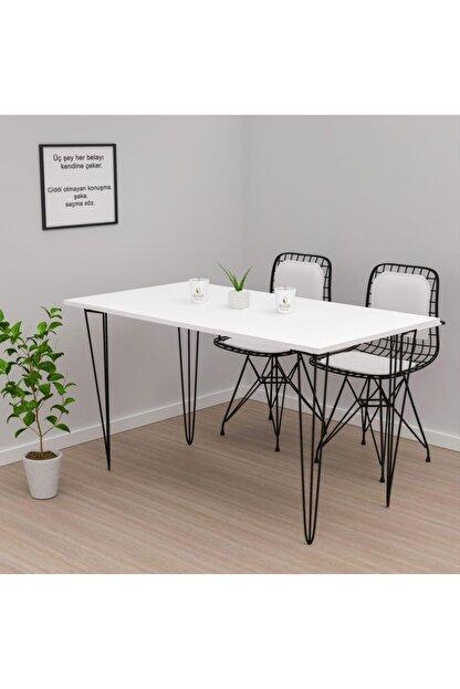 Kenzlife Knsz Yemek Masası Hemdem Byzsyh 075*100*050 Mutfak Ofis Çalışma
