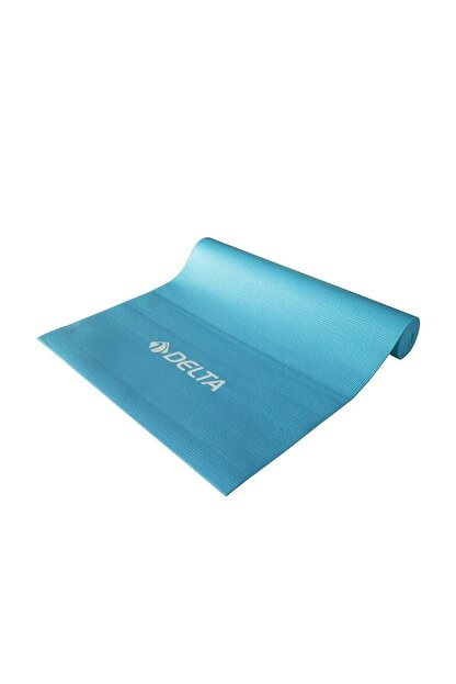 Delta Deluxe Pvc Pilates Egzersiz Minderi Yoga Mat Kamp Matı