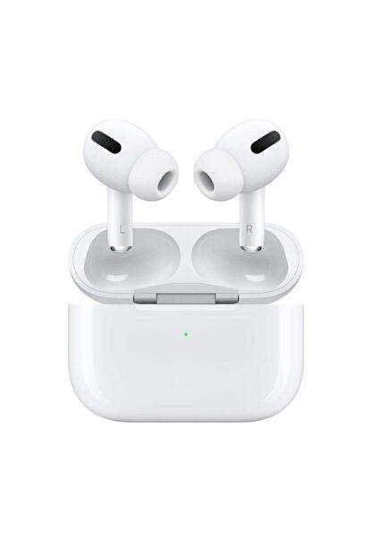 REON Beyaz Wireless Logolu Ve Seri Numaralı A+ Kalite Ios Ve Android Uyumlu  Pro Kulaklık