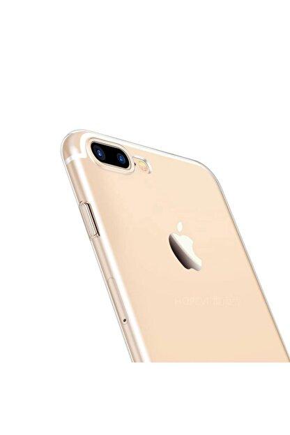 BCA Apple Iphone Se 2020 Şeffaf Silikon Kılıf Ultra Ince 0,20 Mm