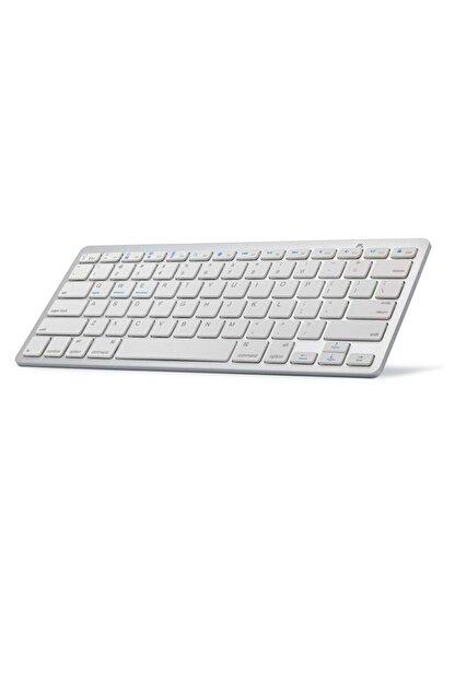 HADRON Kablosuz Bluetooth Türkçe Q Klavye Hn806