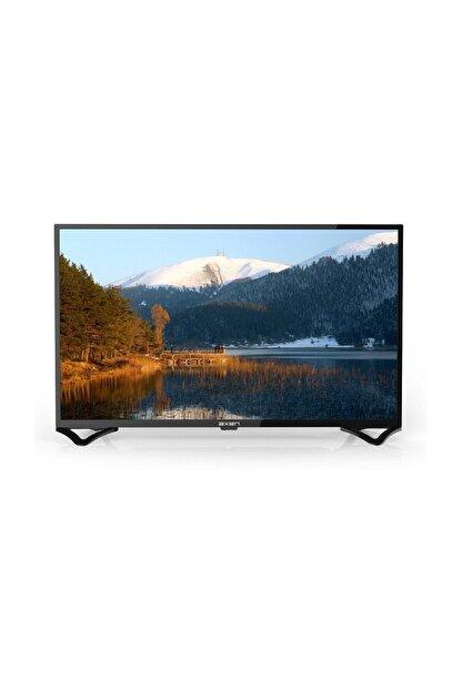 """Axen AX40DAB13 40"""" 101 Ekran Uydu Alıcılı Full HD Android Smart D-Dual LED TV"""