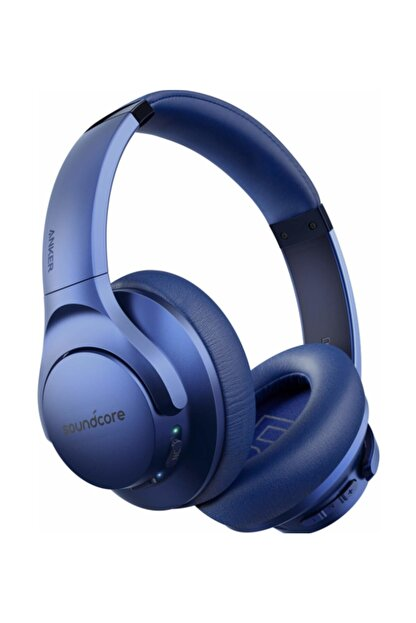 Anker Soundcore Life Q20 Kablosuz Kulaklık - Mavi
