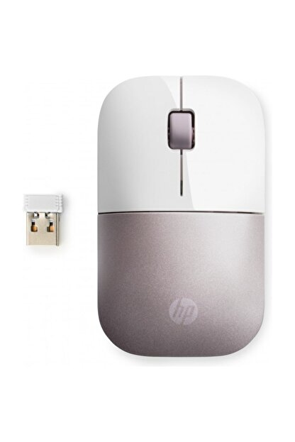 HP 4VY82AA Z3700 Kablosuz Mouse Beyaz/Pembe