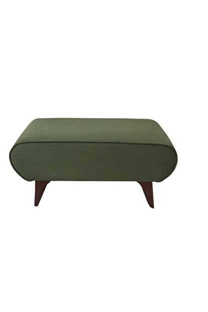 BuBisanal Sandal Puf Yeşil Koltuk 71 cm