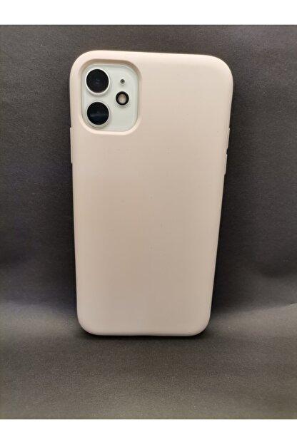 hokkabas iletişim Iphone 12 Pro Max Lansman Içi Kadife Lansman Silikon Kılıf
