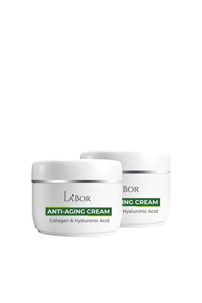 LABOR Anti-aging Botox Krem 50+50 ml  2 Adet
