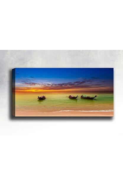 Shop365 Manzara Kanvas Tablo 120 X 80 cm Sb-33584