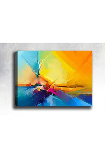 Syronix Soyut Kanvas Tablo 180 X 120 cm