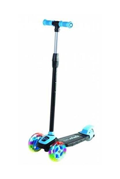 Furkan Oyuncak Cool Wheels Led Işıklı 3 Tekerlekli Yükseklik Ayarlı Twist Çocuk Scooter (+3 Yaş)