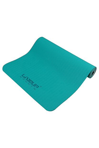 Liveup LS3237 6mm TPE Yoga Mat Yeşil