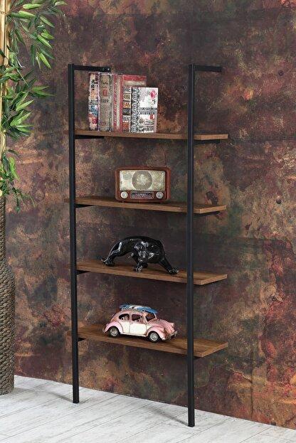 mekare Duvar Rafı Kitaplık Raf Metal Dolap Kitaplık Ofis