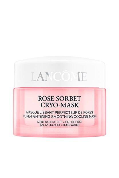 Lancome Rose Sorbet Cryo-Mask Gözenek Sıkılaştırıcı Maske 50 ml 3614272549319