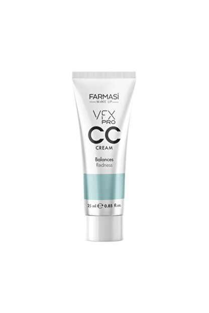 Farmasi Vfx Pro Cc Krem Yeşil 25 ml