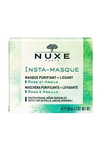 Nuxe Masque Purifiant+ Lissant Insta Masque Arındırıcı Maske 50 ml