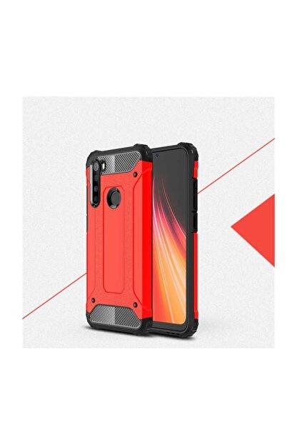 Dijimedia Xiaomi Redmi Note 8 Kılıf  Crash Silikon