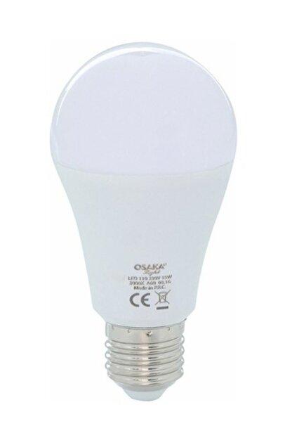 Osaka Light 15w A60 Led Ampul E27 Beyaz 3'lü