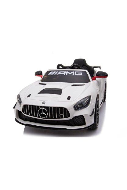 Mercedes Benz Mercedes-Benz Amg Gt4 Sport 12v Kumandalı Akülü Araba