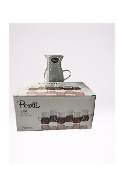 Perotti - Sefa Perotti Lance 6'lı Çay Bardağı