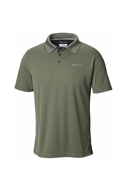 Columbia AJ0126-316 Utilizer Polo Erkek T shirt