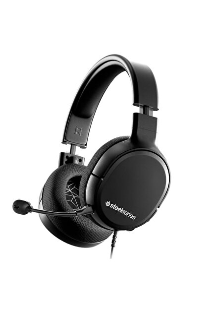 SteelSeries Arctis 1 Kablolu Oyuncu Kulaklık - PS5 ve Ps4, XboX, PC, Nintendo Switch ve Mobil