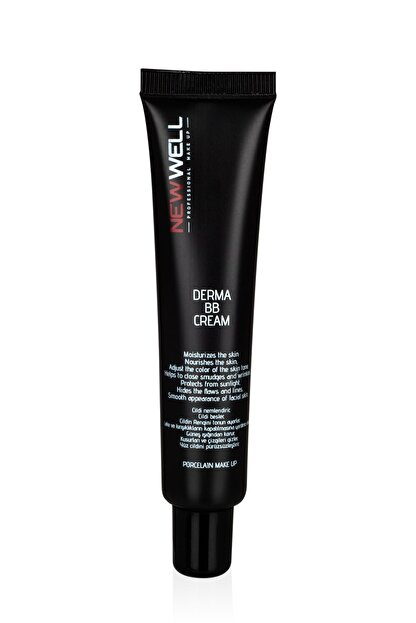 New Well BB Krem - Derma BB Cream Light 8680923325040