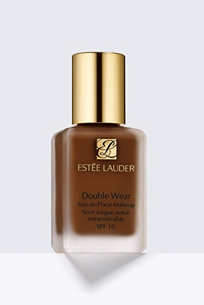 Estee Lauder Fondöten - Double Wear Foundation S.I.P Spf10 7C1 Rich Mahogany 30 ml 887167178656