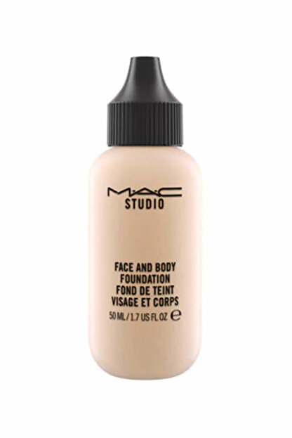 Mac Fondöten - Studio Face and Body Foundation C1 50 ml 773602344925