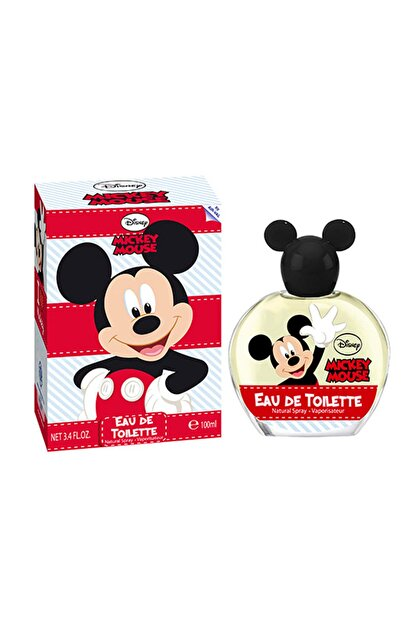 DİSNEY Mickey Mouse Edt 100 ml Çocuk Parfüm 663350008234