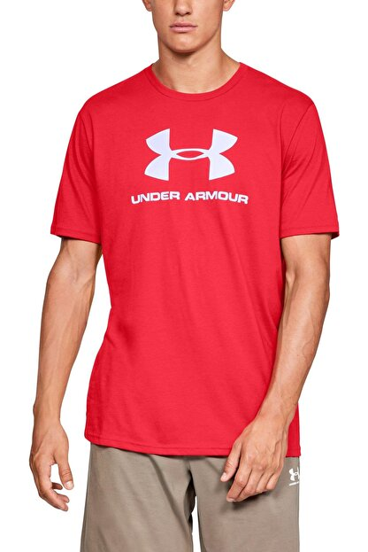 Under Armour Erkek T-Shirt - Sportstyle Logo Ss - 1329590-600