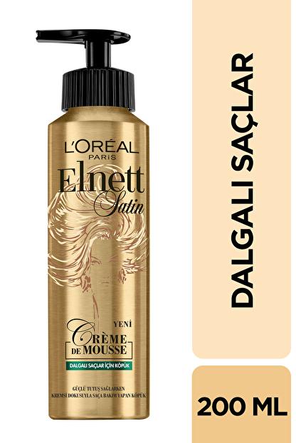 L'Oreal Paris Elnett Dalgalı Saçlar için Köpük 3600523379767