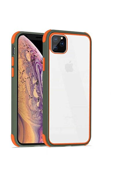 Dijimedia Apple Iphone 11 Pro Kılıf  Tiron Kapak