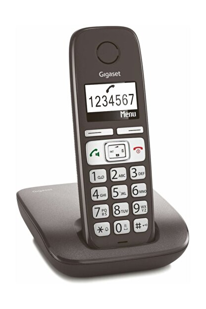 Gigaset Gigaset E260 Telsiz Dect Telefon Made In Germany