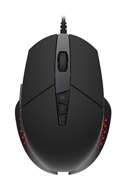 Rampage Smx-r23 Crow 12000dpı Optik Usb 2.4g 8 Tuş Rgb Siyah Gaming Mouse
